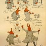 lne rouge rodolphe salis le courrier franais 17 janv 1886