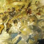 parce domine 1885 huile sur toile muse de montmartre dtail 2